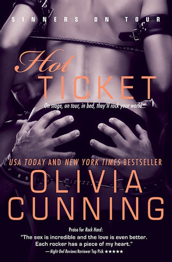 Hot Ticket ebook by Olivia Cunning