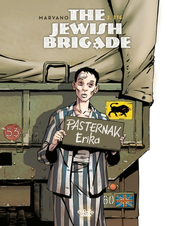 The Jewish Brigade - Volume 2 - TTG ebook by Marvano,Marvano