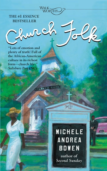 Church Folk ebook by Michele Andrea Bowen