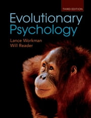 Evolutionary Psychology - An Introduction ebook by Lance Workman,Will Reader