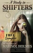 A Study In Shifters eSampler ebook by Majanka Verstraete