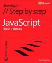 JavaScript Step by Step ebook by Steve Suehring