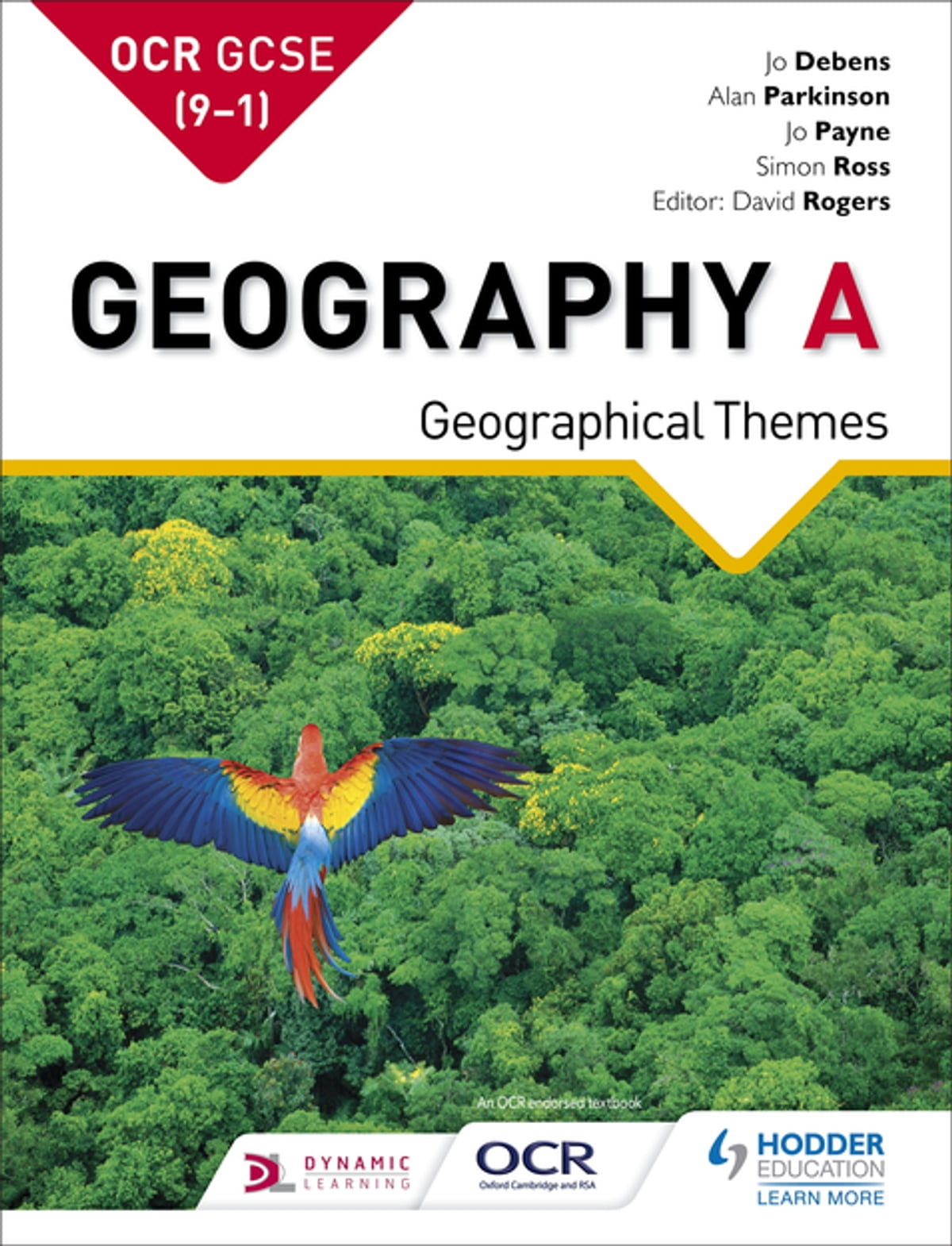 OCR GCSE (9–1) Geography A: Geographical Themes eBook by Alan ...