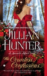 The Countess Confessions - A Boscastle Affairs Novel ebook by Jillian Hunter