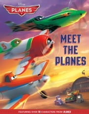 Meet the Planes ebook by Disney Book Group