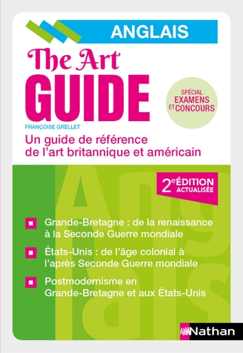 The Art Guide - Format : ePub 3 eBook by Françoise Grellet