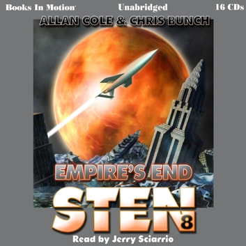 Sten: Empire's End audiobook by Allan Cole & Chris Bunch