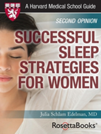 Successful Sleep Strategies for Women ebook by Julia Schlam Edelman