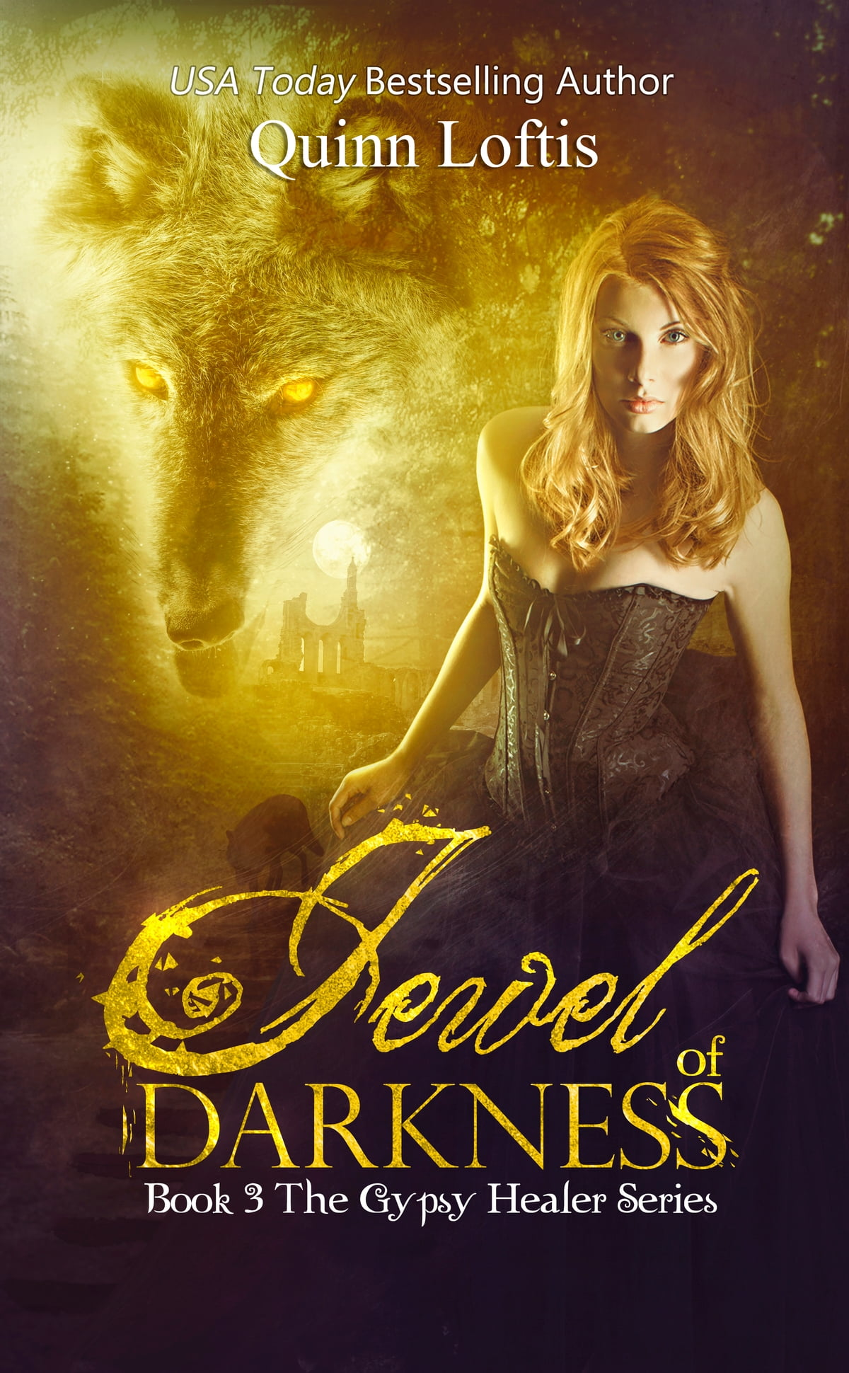 Jewel Of Darkness, Book 3 The Gypsy Healer Series Ebook By Quinn Loftis