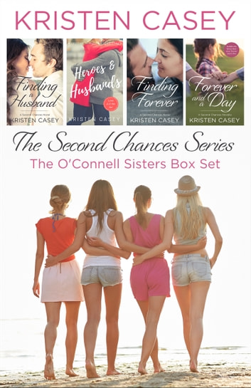 The O'Connell Sisters Box Set ebook by Kristen Casey