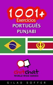 1001+ exercícios português - Punjabi ebook by Kobo.Web.Store.Products.Fields.ContributorFieldViewModel