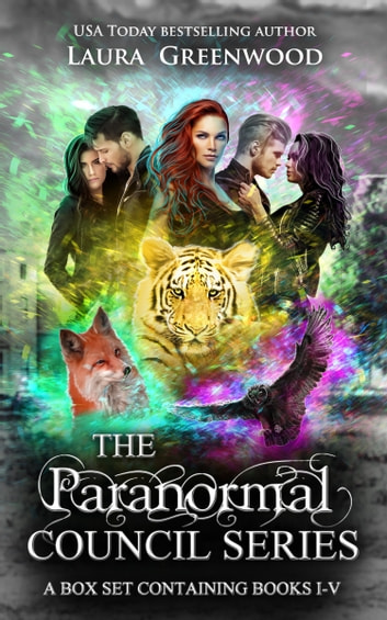 The Paranormal Council Laura Greenwood