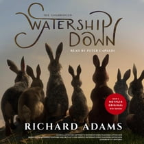 Watership Down livre audio by Richard Adams, Peter Capaldi