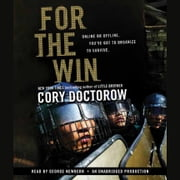 For the Win audiobook by Cory Doctorow