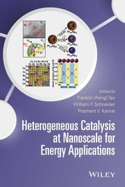 Heterogeneous Catalysis at Nanoscale for Energy Applications ebook by Franklin (Feng) Tao,William F. Schneider,Prashant V. Kamat