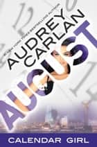 August ebook by Audrey Carlan