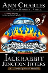 Jackrabbit Junction Jitters ebook by Ann Charles