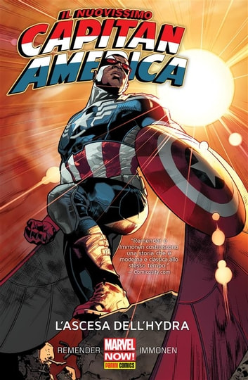 Il nuovissimo Capitan America 1 (Marvel Collection) ebook by Rick Remender,Stuart Immonen