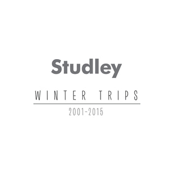Studley Winter Trips - 2001 - 2015 ebook by Kelly Givens