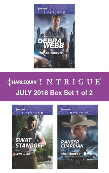 Harlequin Intrigue July 2018 - Box Set 1 of 2 - An Anthology ekitaplar by Debra Webb,Angi Morgan,Lena Diaz