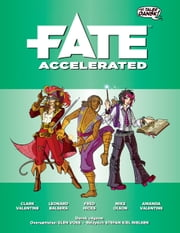 Fate Accelerated - Dansk udgave eBook by Glen Voss