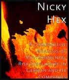 A COMPARATIVE ANALYSIS OF ENVIRONMENTAL RISK DISCLOSURE IN GERMAN AND UK COMPANIES ebook by Nicky Hex