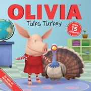 OLIVIA Talks Turkey - with audio recording ebook by Farrah McDoogle,Jared Osterhold