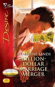 Million-Dollar Marriage Merger ebook by Charlene Sands