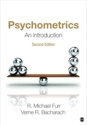 Psychometrics - An Introduction ebook by R. Michael Furr,Dr. Verne R. Bacharach