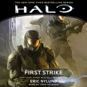 Halo: First Strike audiobook by Eric Nylund