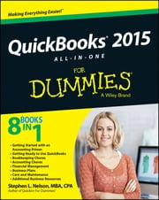 QuickBooks 2015 All-in-One For Dummies ebook by Stephen L. Nelson