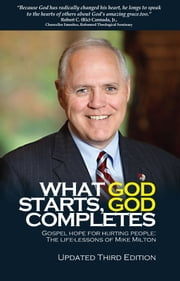 What God Starts, God Completes ebook by Michael Milton