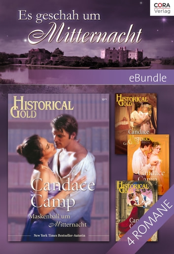 Es geschah um Mitternacht … - eBundle ebook by CANDACE CAMP