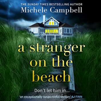 A Stranger on the Beach audiobook by Michele Campbell