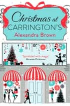 Christmas at Carrington's ebook by Alexandra Brown
