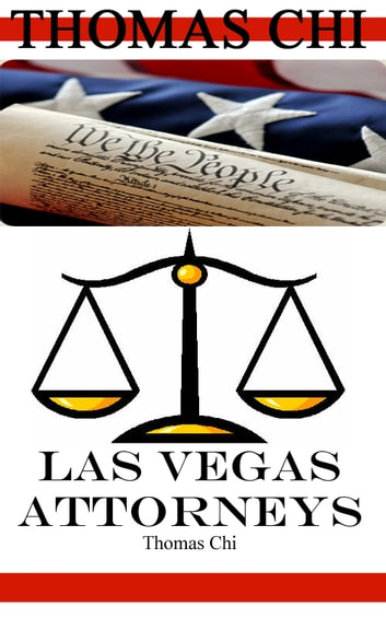 Las Vegas Attorneys ebook by Thomas Chi