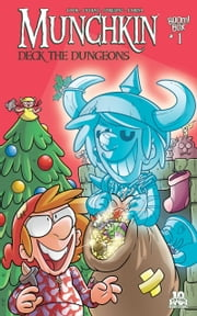 Munchkin: Deck the Dungeons #1 ebook by Katie Cook,Mike Luckas