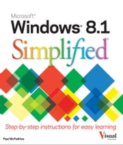 Windows 8.1 Simplified ebook by Paul McFedries