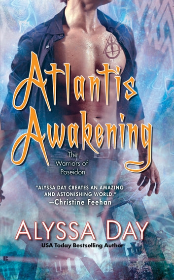 Atlantis Awakening ebook by Alyssa Day