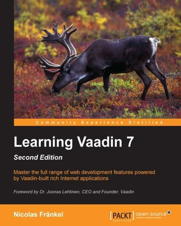 Learning Vaadin Ebook