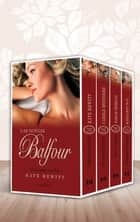 Pack Las novias Balfour 2 ebook by Varias Autoras
