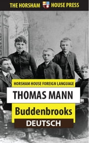 Buddebrooks ebook by Thomas Mann