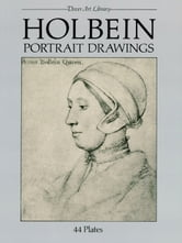 Holbein Portrait Drawings ebook by Hans Holbein