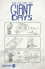 Giant Days #20 ebook by John Allison,Max Sarin
