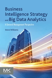 Business Intelligence Strategy and Big Data Analytics - A General Management Perspective ebook by Steve Williams