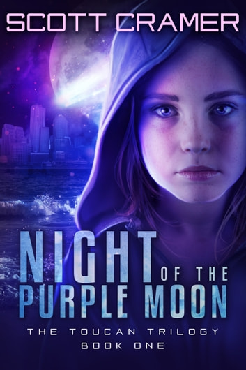 Night of the Purple Moon ebook by scott cramer