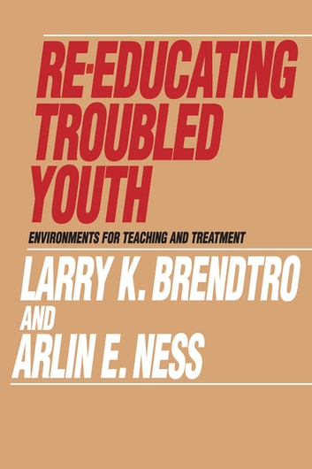 Re-educating Troubled Youth ebook by Alexis de Tocqueville