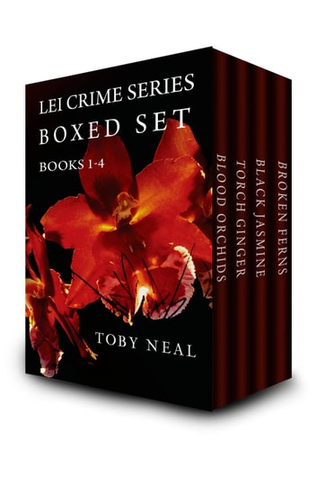 Lei Crime Series Boxed Set: Books 1-4 - Lei Crime Series ebook by Toby Neal