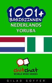 1001+ basiszinnen nederlands - Yoruba ebook by Kobo.Web.Store.Products.Fields.ContributorFieldViewModel