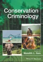 Conservation Criminology ebook by Meredith L. Gore